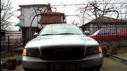 Мигачи в огледалата на Audi A4 B5