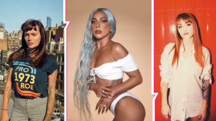 Лейди Гага похвалила наша талантлива певица, ето с какви думи