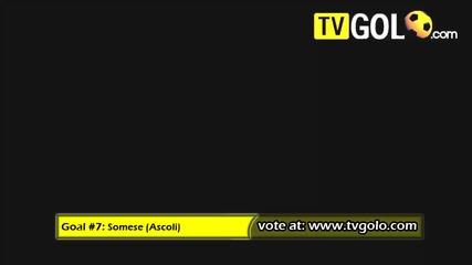 Гласувайте! September #2 Tv Golo - Гол на седмицата