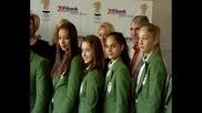 Отличия за талантливите ни медалисти от Младежките игри