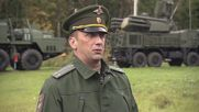 Russia: Moscow's anti-aircraft units conduct training exercises