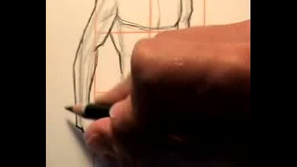 Как да нарисуваме Манга тяло