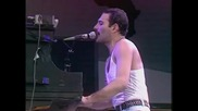 Queen - We Will Rock You и We Are The Champion