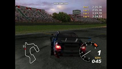 Tir uskorenie 0 - 180 km/h