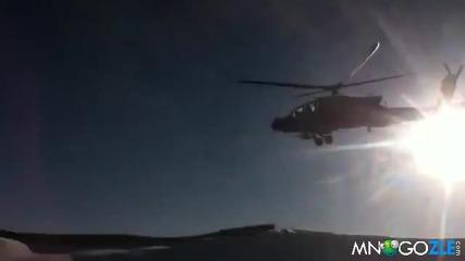 Usa въртолет се разбива в Авганистан