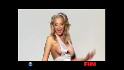 Фотосесията На Соня Немска В FHM Секси Танци