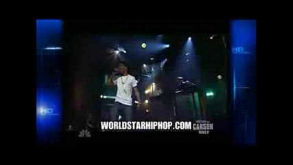 Kid Cudi Short Intro & Performs Day N Night On Late Night With Carson Hd Quality