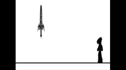 Sasuke vs Naruto vs Stikmen