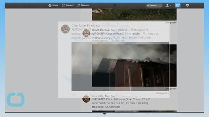 Predominately Black Church in North Carolina Set Aflame by Arsonist