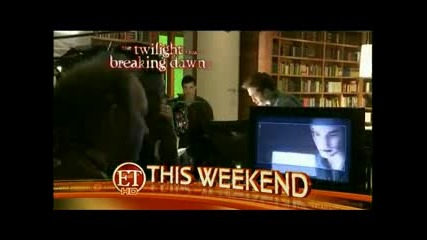 Bts the twilight saga breaking dawn