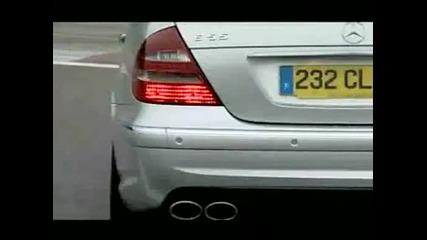 Audi Rs6 Contre Mercedes Benz E55 Amg
