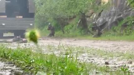 Засада в гората