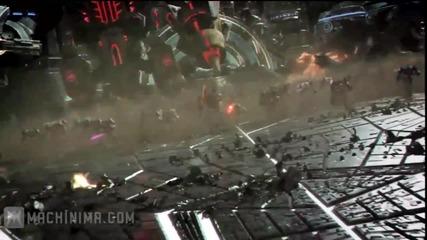 _wfc_ Transformers Metal Rap