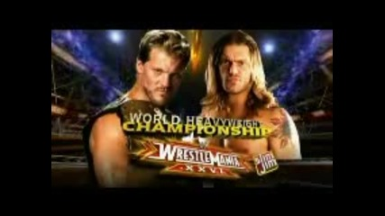 Wrestlemania 26 All Matches!