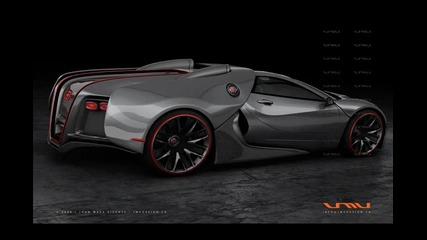 Bugatti 2012 - по-скъпо от българия !