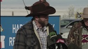 USA: Primary purpose is to get the Hammonds out of prison - Oregon militia leader