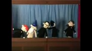 The Harry Potter Puppets