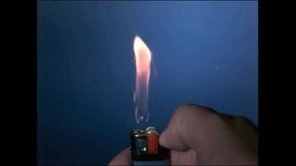 Запалване На Запалка - Забавен Кадър
