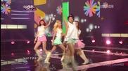 (hd) Hello Venus - Venus ~ Music Bank (01.06.2012)
