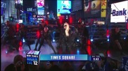 Lady Gaga - Show In Times Square( New Yaer-2012)