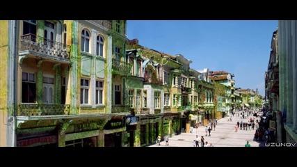 Създаване на 'Пловдив след изчезването на хората'