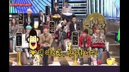 Превод! Strong Heart 124- Yg Family Special [4/7]
