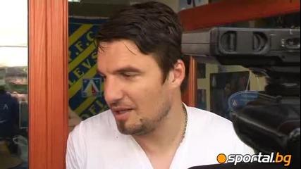 Йовов: Искам в Левски, но в понеделник ще кажа какво ще се случи