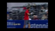 Чилич напусна турнира в Мемфис след поражение от Нишикори