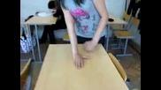 Най - гъвкавото момиче