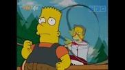 Сем. Симпсън - Дебелакът Барт С16е17 05.02.10