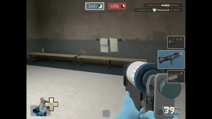 Team Fortress 2 - Medic support