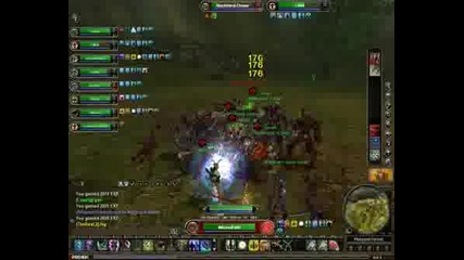 Requiem Online Assasin Lvl 63 Gameplay Aoe