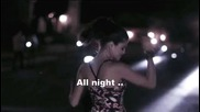All thay , all night [ Selly ]