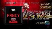 Iggy Azalea vs Afrogarrix - Fancy vs Turn Up The Speakers (david Guetta Mashup)