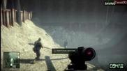 Battlefield Bc 2 - Force Multiplier gameplay