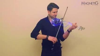 Imany - Don_t Be So Shy _magnetig Violin cover_