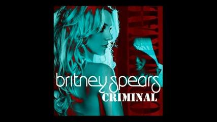 britney Spears - Criminal (radio Mix )