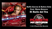 Raffa Garcia & Ruben Sola Feat Manu Renova - El Baile del Tra