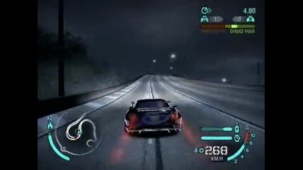 My Nfs Carbon cars