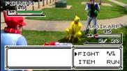 Бума на Youtube Pokemon в реалният живот !