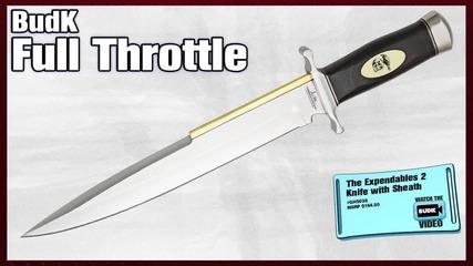 Зверският Нож от филмите Непобедимите 1 и 2