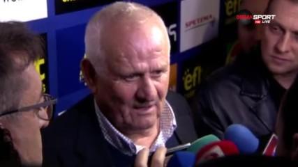 Люпко: Никога няма да кажа лоша дума за Левски, не съм обиден