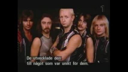 Историята на Judas Priest  -  част 1