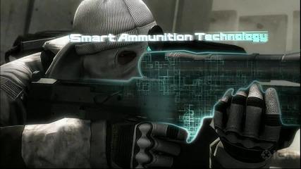 Ghost Recon - Future Soldier Trailer