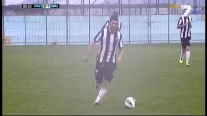 Локомотив (пловдив) - Черноморец (бургас) (03.03.2014)