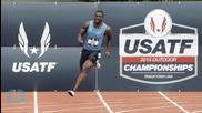 Gatlin Fifth-fastest in 200m History