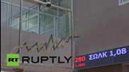 Greece: Stock market reopens for first time in five weeks