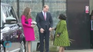 Kate Middleton Makes Final Public Appearance Before Royal Birth