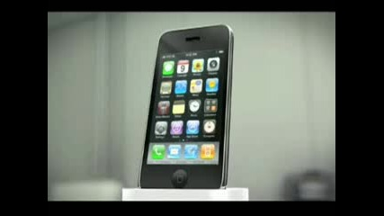 The new Iphone 3gs