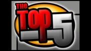 Top 5 House Music Summer 2011 - Dj. Kosta